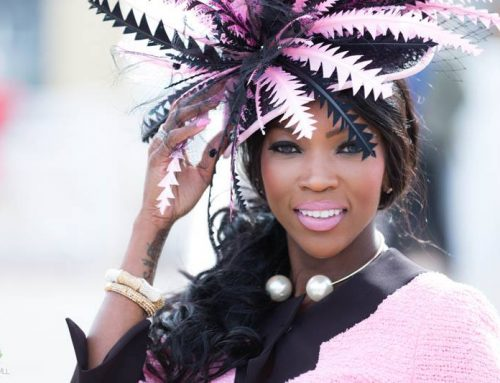 Hats and Headpieces from Cheltenham Festival Ladies Day 2015
